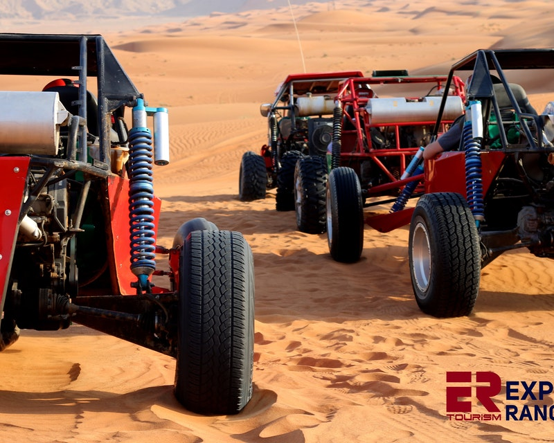 2 Seater Self-Drive Dune Buggy Safari with Pickup and Drop Off Category