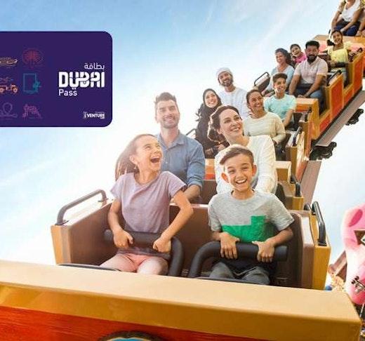 iVenture Dubai Flexi Attractions Pass