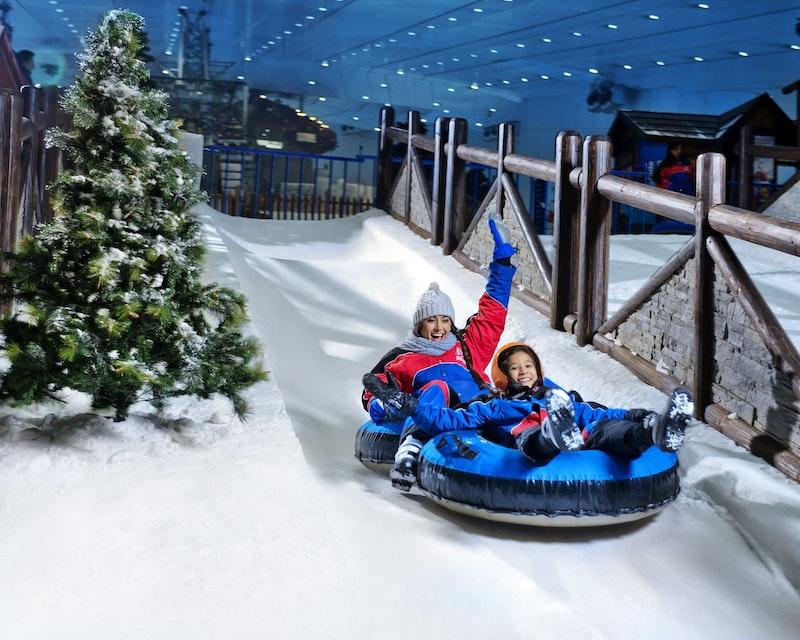 Ski Dubai - Snow Classic Pass Location