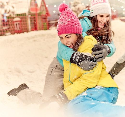 Ski Dubai - Snow Classic Pass Category