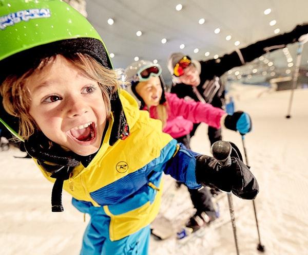 Ski Dubai - Snow Classic Pass Price