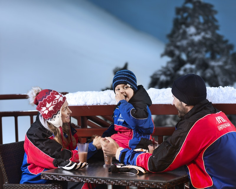 Ski Dubai - Snow Premium Pass Discount