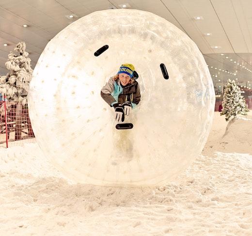 Ski Dubai: Snow Plus Pass
