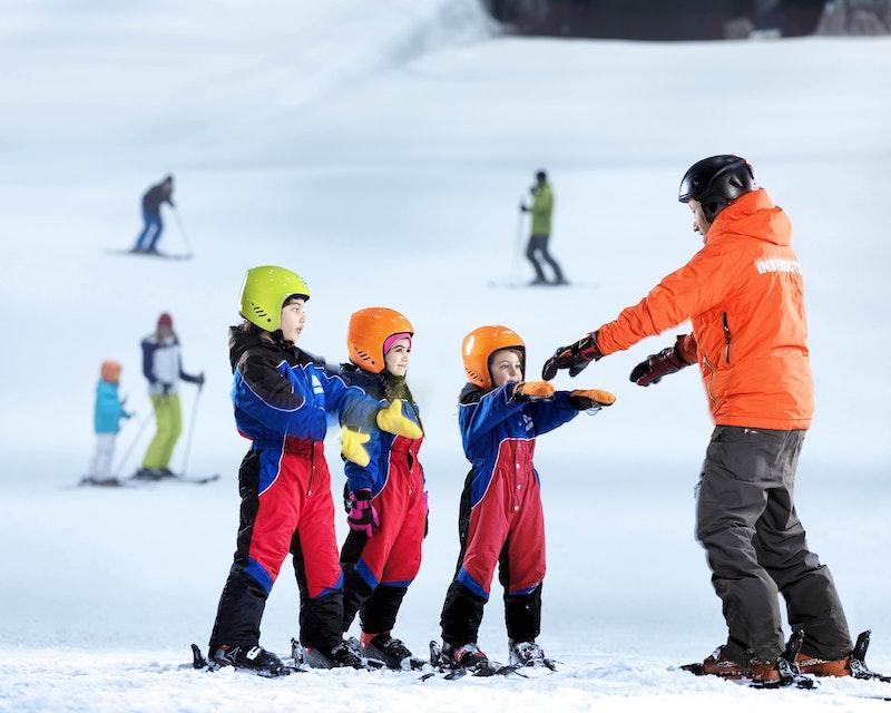 Ski Dubai: Snow Plus Pass Discount