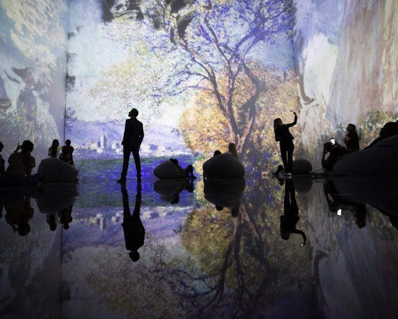 Theatre of Digital Art Dubai Tripx Tours