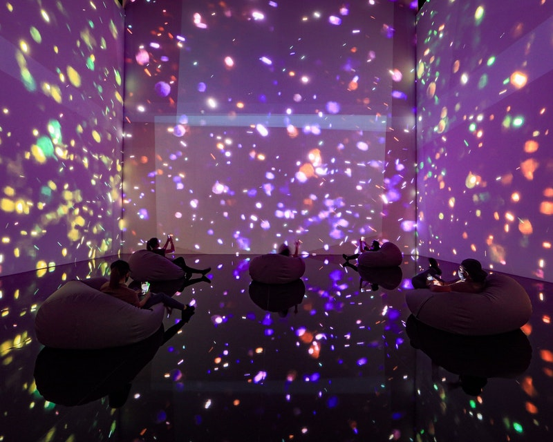 Theatre of Digital Art Dubai Category
