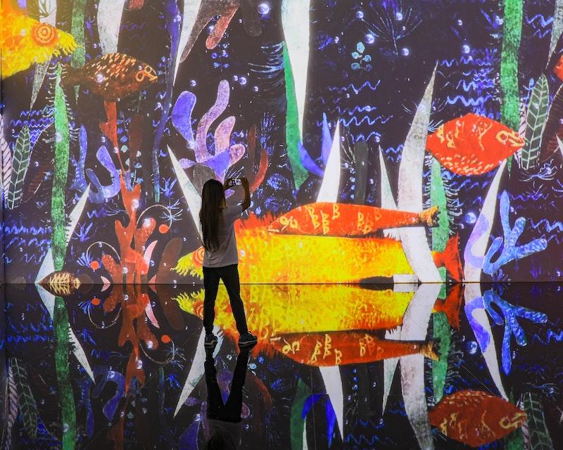 Theatre of Digital Art Dubai Price