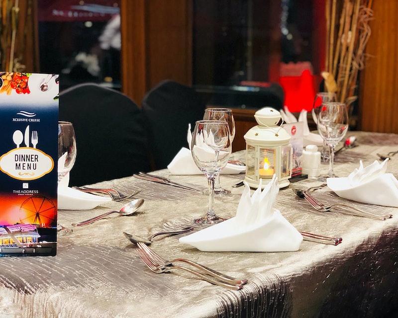 Luxury Marina Dinner Cruise Category