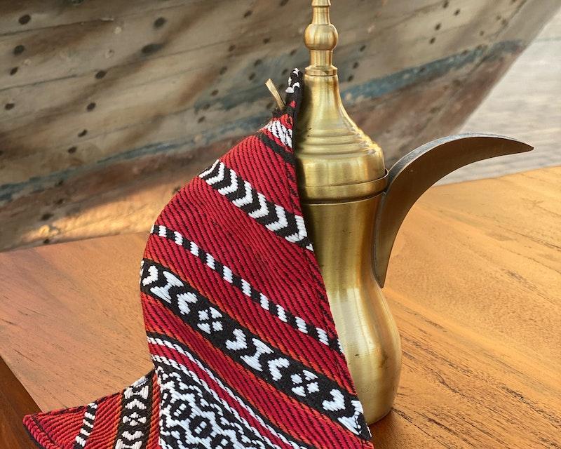 Meet The Locals - Etiquette of Arabic Coffee Ticket