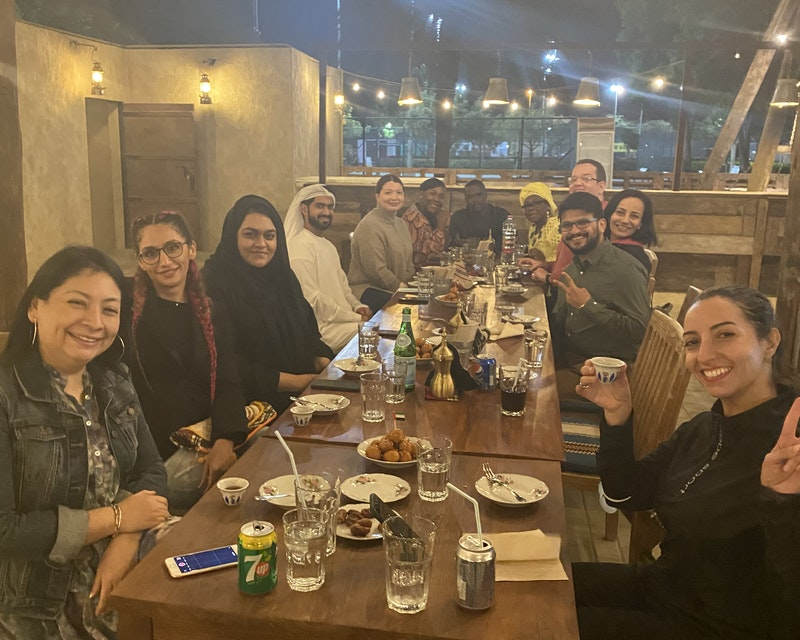 Meet the locals - Dinner with Locals Ticket