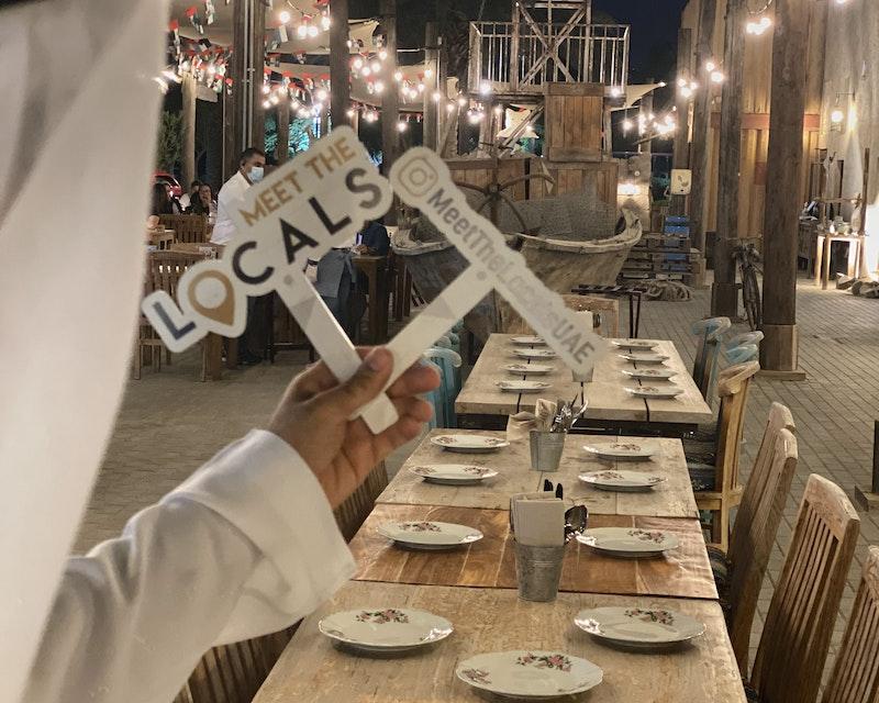 Meet the locals - Dinner with Locals