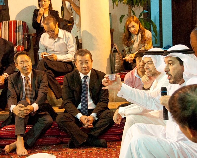 Walking Tour: Emirati Arts & Cultural Tour Review