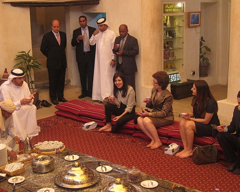 Walking Tour: Emirati Arts & Cultural Tour