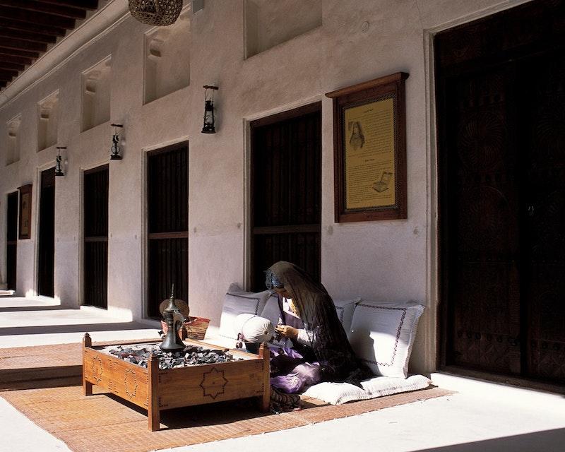 Walking Tour: Emirati Arts & Cultural Tour Tripx Tours