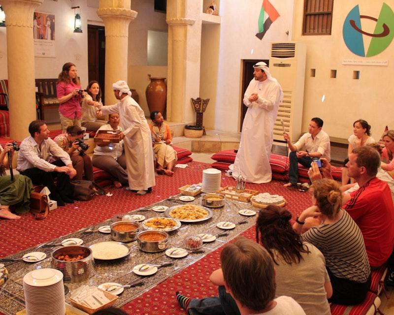 Walking Tour: Emirati Arts & Cultural Tour Discount
