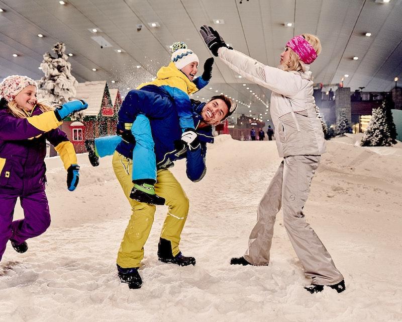 Ski Dubai: 2 Hours Slope Session Ticket