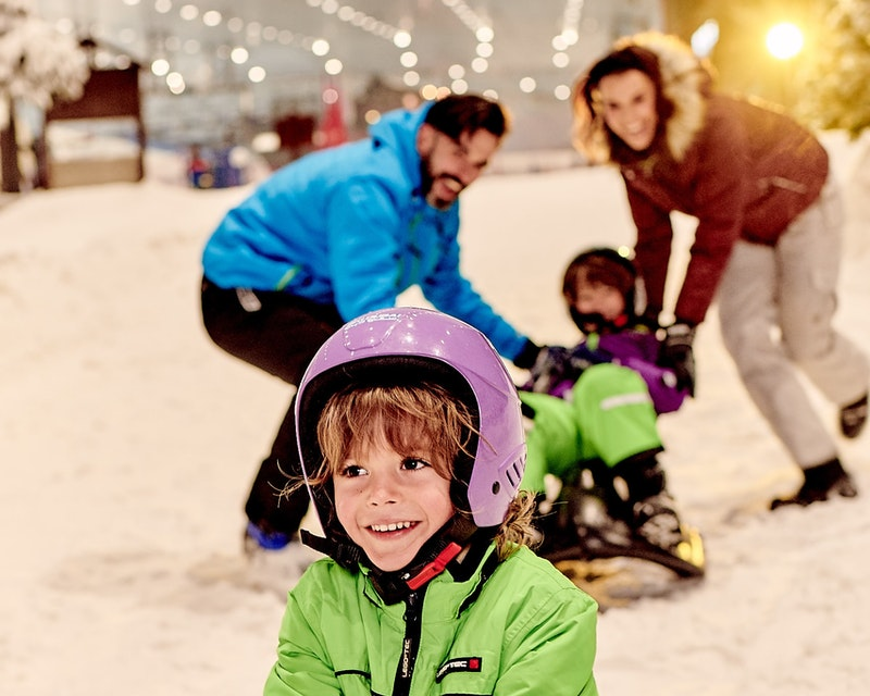 Ski Dubai: 2 Hours Slope Session Price