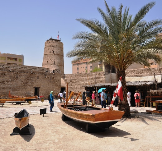 Dubai Traditional City Tour Location