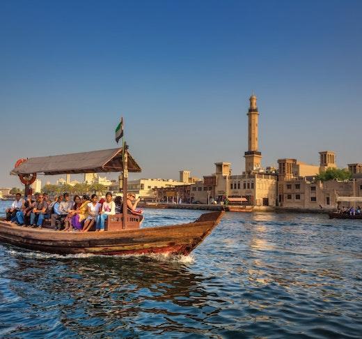 Dubai Traditional City Tour Discount