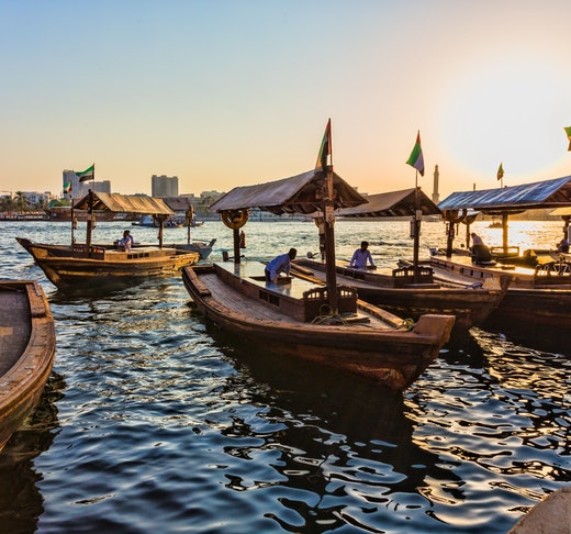 Dubai Traditional City Tour