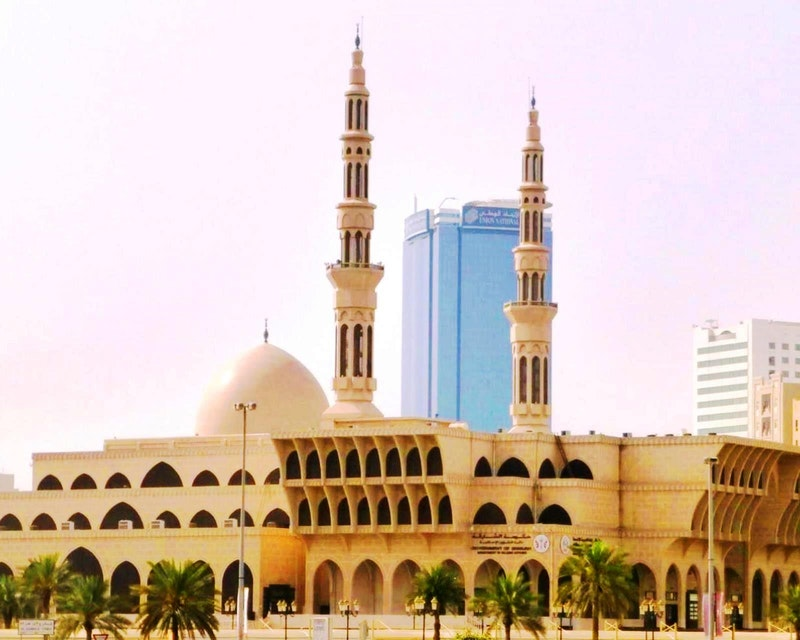 Sharjah City Tour  Ticket