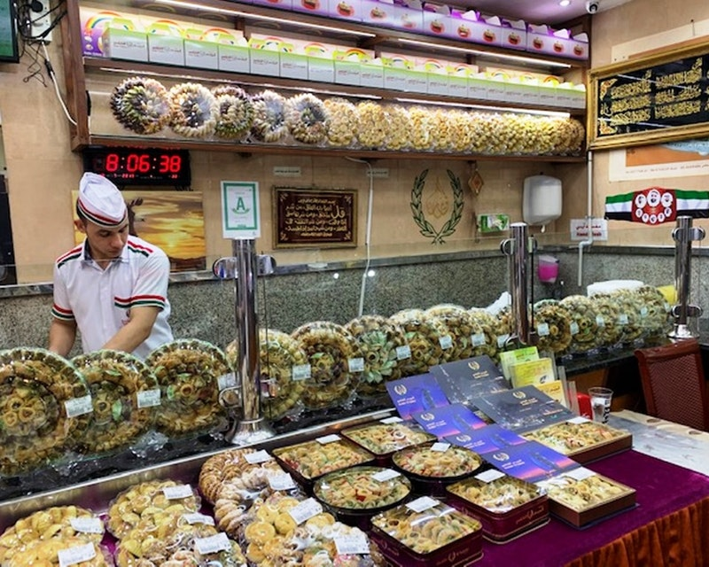 Food Experience with Lunch in Dubai Discount