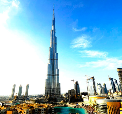 Dine experience at Burj Khalifa - Atmosphere with Discover Dubai by Night Tripx Tours