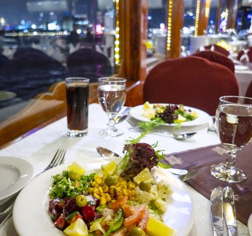 Royal Dinner Dhow Cruise at Dubai Creek Price