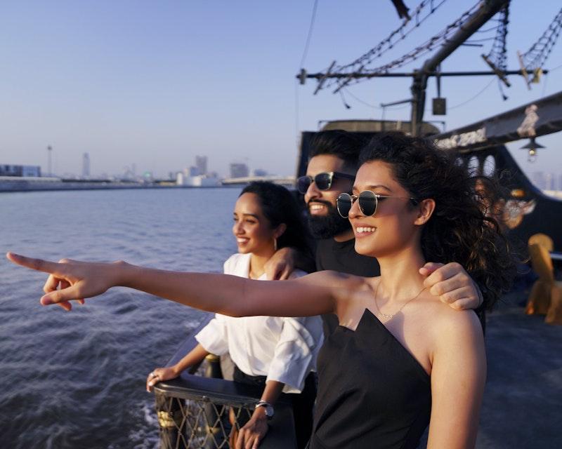 Pirate Brunch and Swim at Dubai Canal Discount
