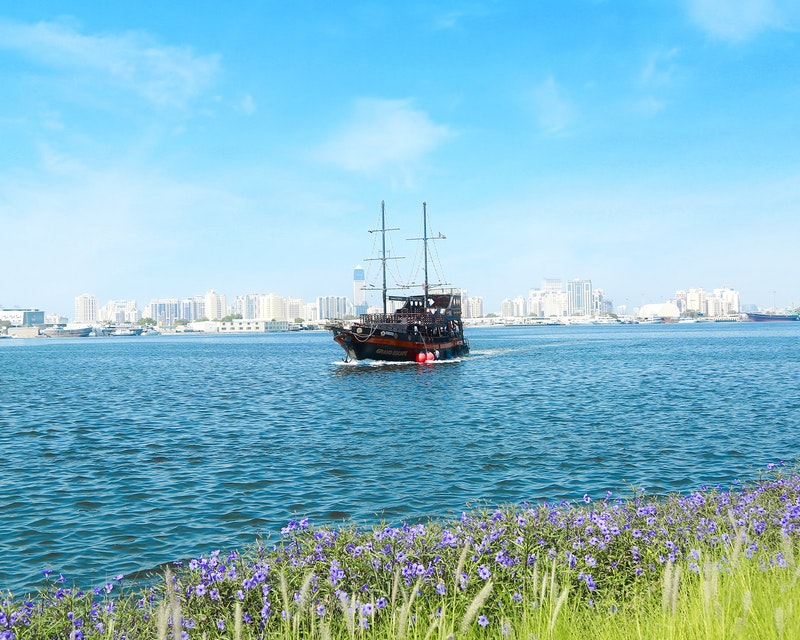 Pirate Brunch and Swim at Dubai Canal Ticket