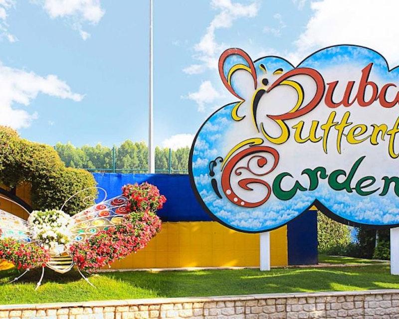 Dubai Butterfly Garden Price