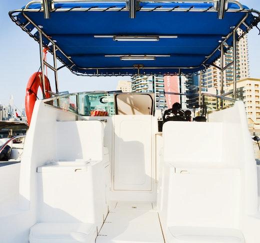 Dubai Private Yacht Tour Ticket