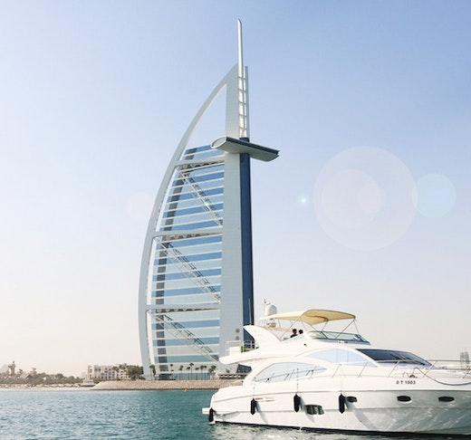 Dubai Private Yacht Tour Location