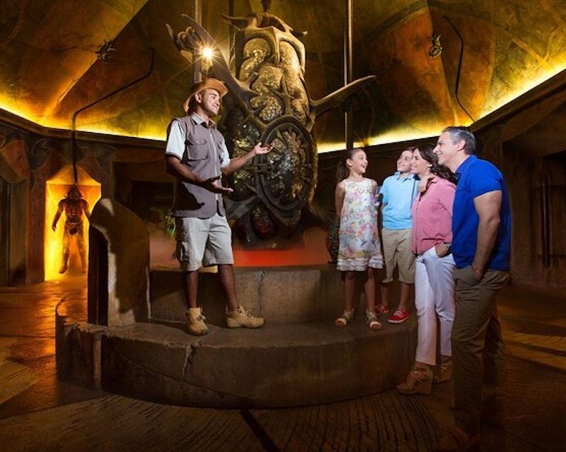 Atlantis Fish Tales Tour