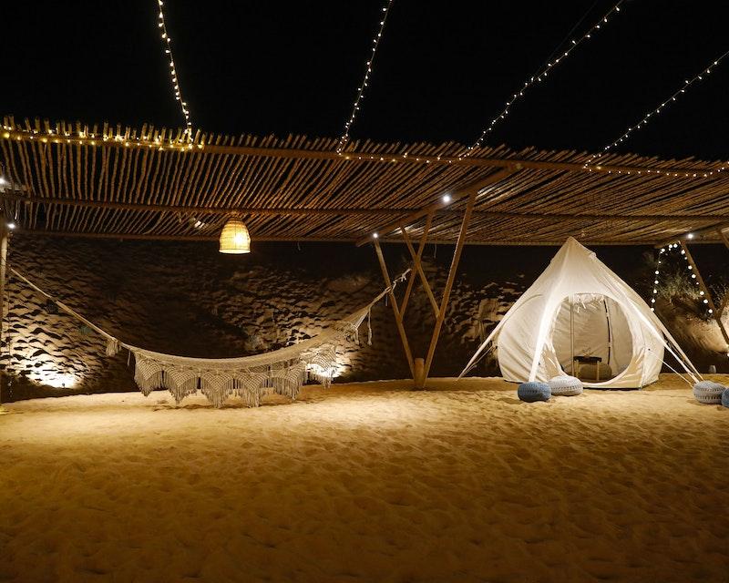 Sonara Camp: Sunset and Dinner Experience  Price