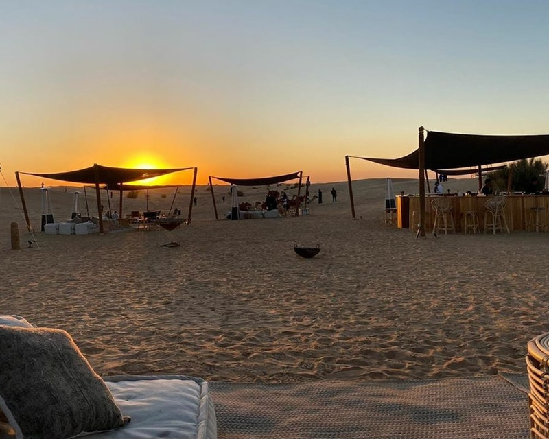Sonara Camp: Sunset Experience Discount