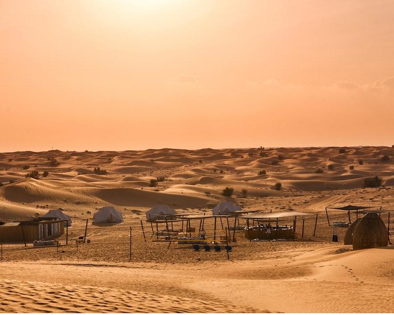 Sonara Camp: Sunset Experience Category