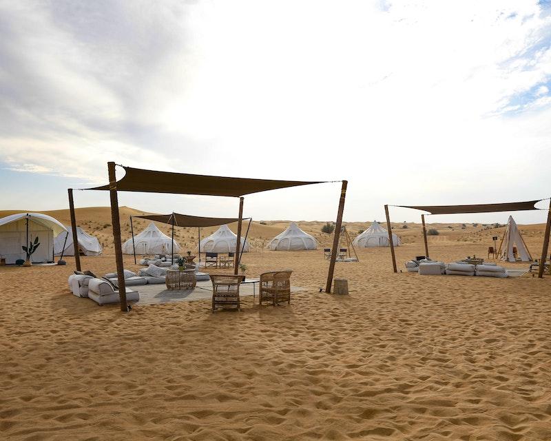 Sonara Camp: Sunset Experience Ticket