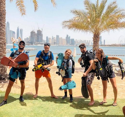 Scuba Diving Dubai