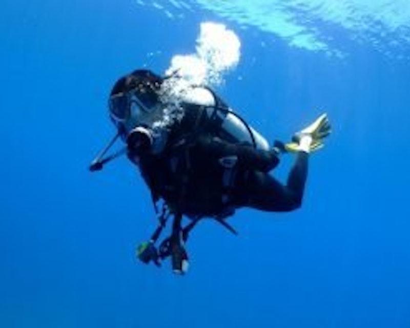 Scuba Diving Fujairah Location