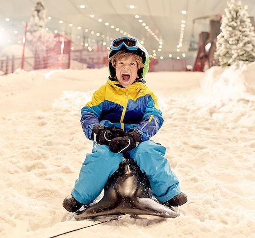 Ski Dubai: Snow Daycation Pass Price