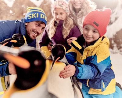 Ski Dubai: Snow Daycation Pass