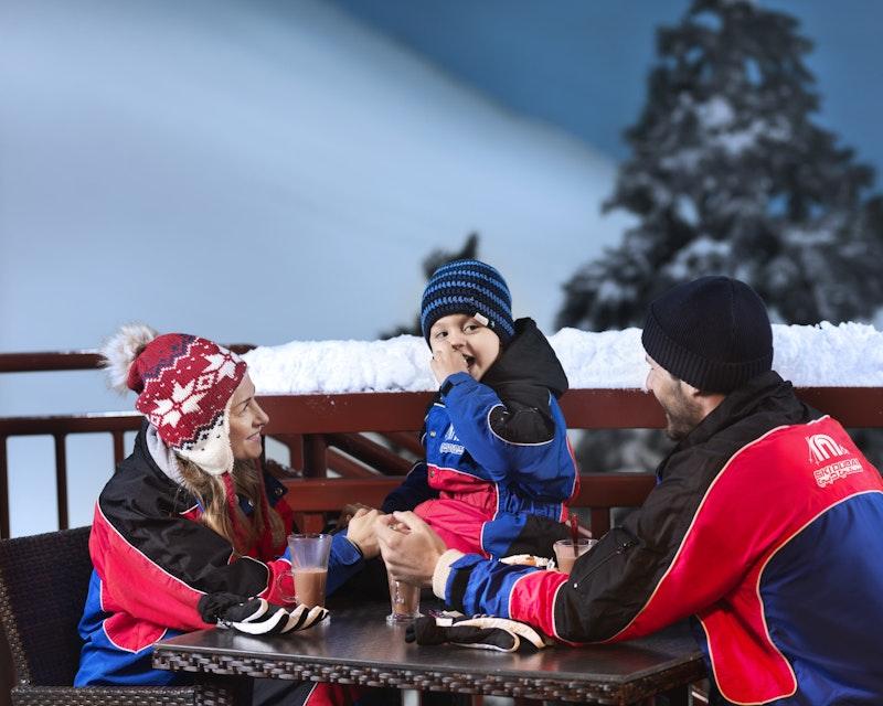 Ski Dubai: Snow Daycation Pass Tripx Tours
