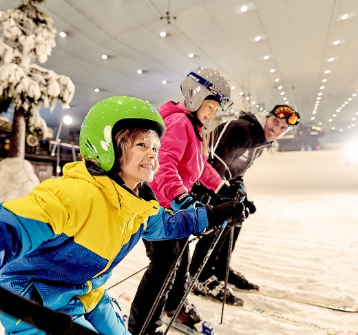 Ski Dubai: Snow Daycation Pass Category