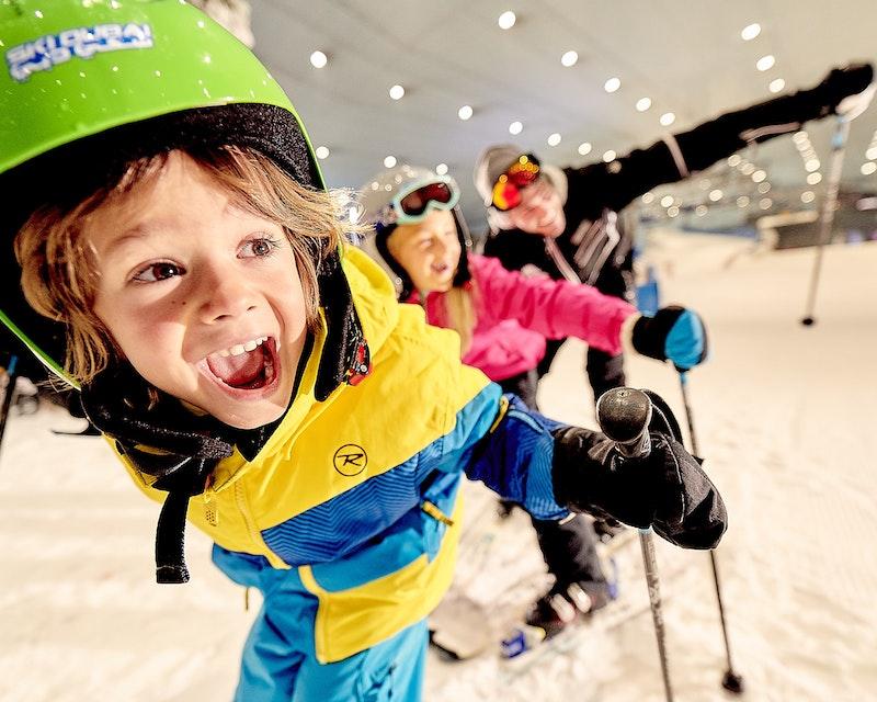 Ski Dubai: Snow Daycation Pass Location