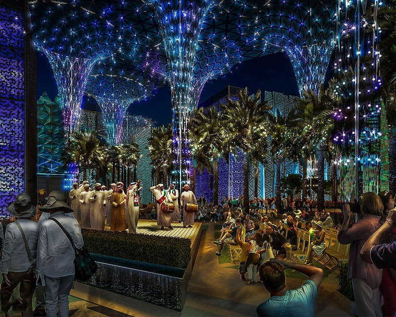 Excursion to Expo 2020: Full Day Sightseeing Tour Category