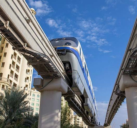 The Palm Monorail: Gateway to Nakheel Mall Discount