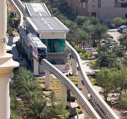 The Palm Monorail: Gateway to Atlantis Price