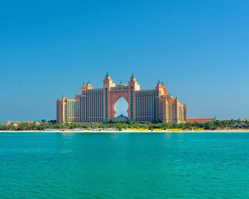 The Palm Monorail: Gateway to Atlantis