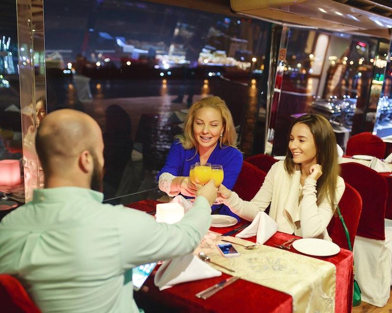 Luxury Dubai Canal Cruise + La Perle Silver Pass Discount